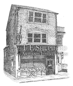 Reed Books, Aldeburgh, Suffolk