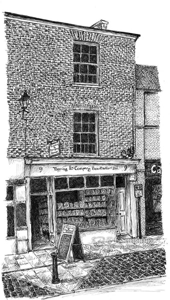 Topping and Company Booksellers, Ely