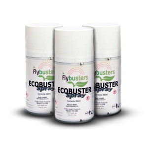 Flybusters Ecobuster Aerosol Pack