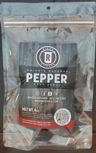 Pepper 4oz