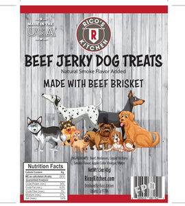 Dog Treats - Beef