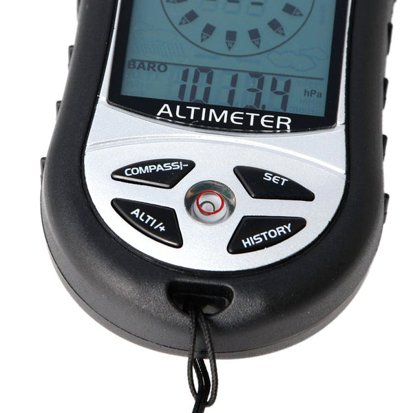 8 in 1 Handheld Electronic Altimeter