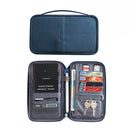 The Travel Wallet Organizer