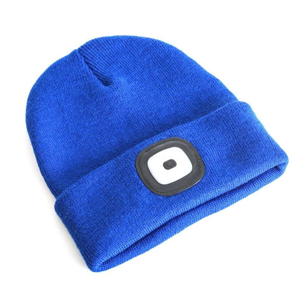 LED Winter Beanie