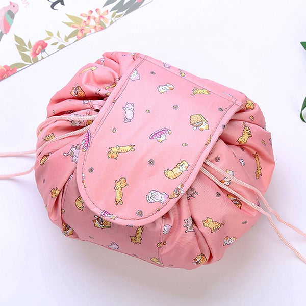 Magic Lazy Cosmetic Bag