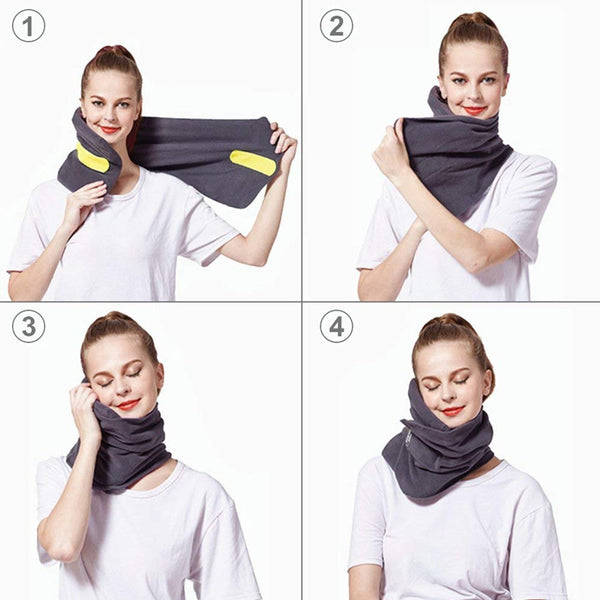 Soft Traveling Neck Pillow
