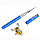Mini Telescopic Fishing Pole