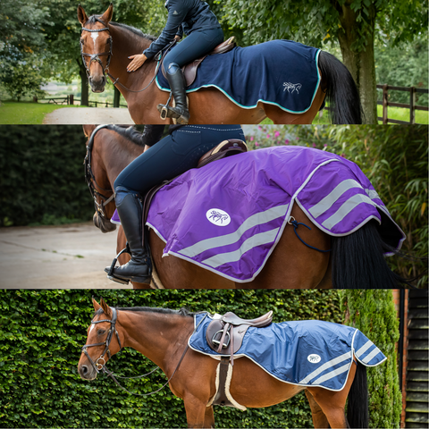 Horse Exercise Rugs