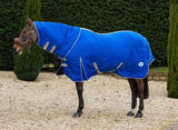 50g Stable Rug With Detachable Neck - Blue - Swish Equestrian