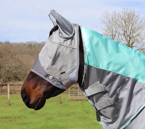 Horse Fly Mask - Swish Equestrian