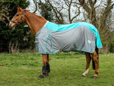 Fly Turnout Combination Rug - Peppermint - Swish Equestrian
