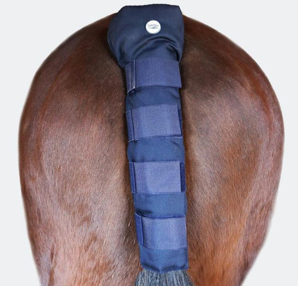 Horse Tail Guard - Navy - Swish Equestrian