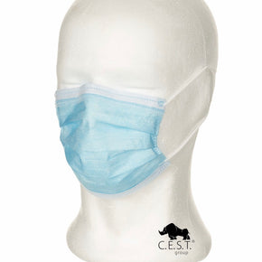 MEDICAL MOUTH / NOSE COVER, DISPOSABLE (OP MASK) 10 pcs.