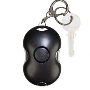 Alarm device with double button 100 dB for handbags or keys