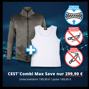 CEST® Combi Max Save (stab cut protection)