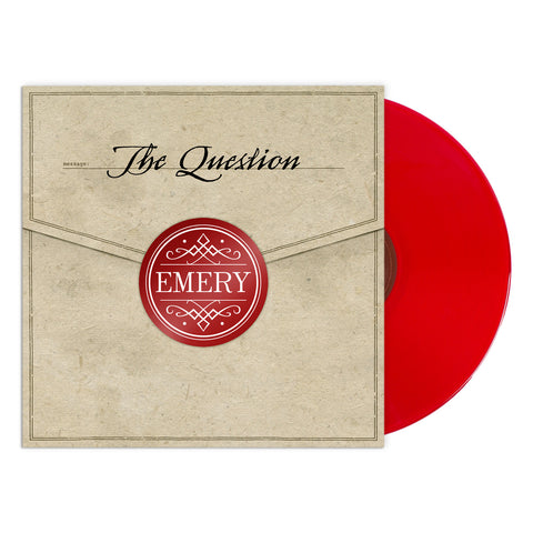 Emery 'The Question' Vinyl LP - PREORDER
