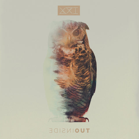 XXI 'Inside Out' CD + MP3 Download