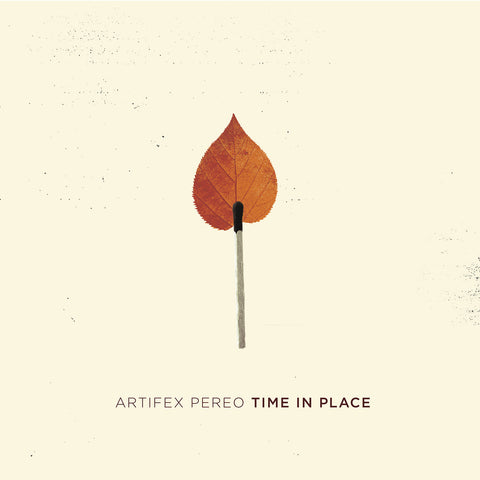 Artifex Pereo 'Time In Place' Vinyl