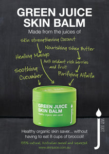 Green Juice Recovery Balm - Flourish Skin and Beauty