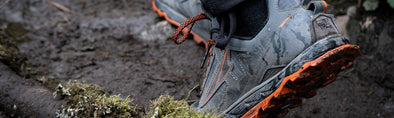 A trail shoe from the brand Altra. Shop footwear today.