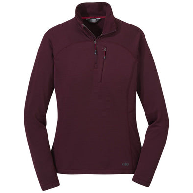 Women's Vigor Quarter Zip