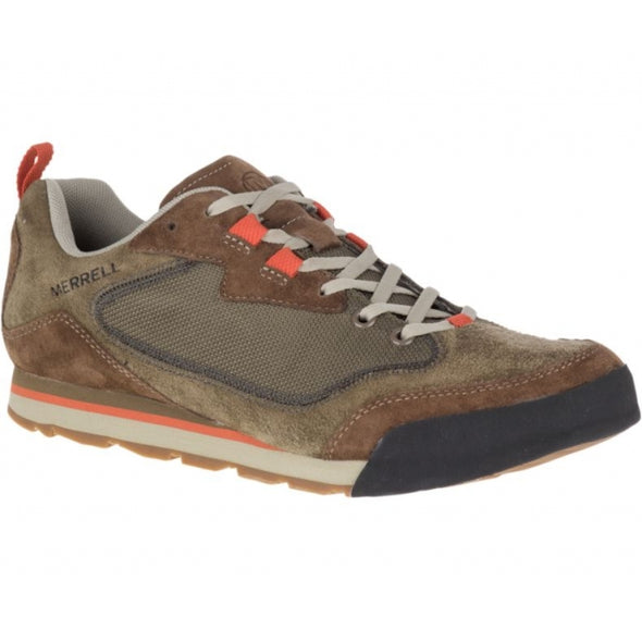 Men's Burnt Rock Travel Suede