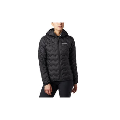 Women's Delta Ridge Down Hooded Jacket