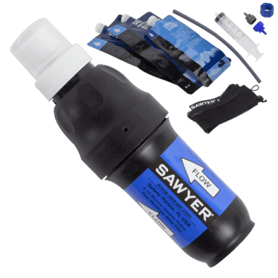 Squeeze Water Filtration System