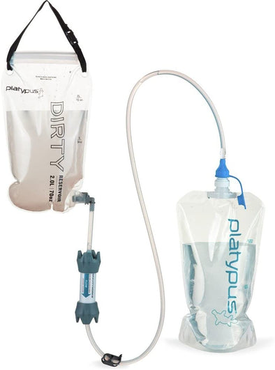 GravityWorks 2.0L Water Filter, Complete Kit