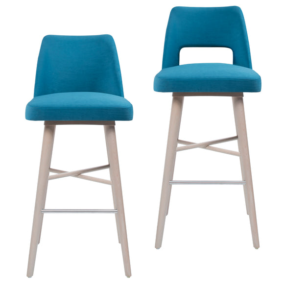 Alistair Round Leg Bar Stool