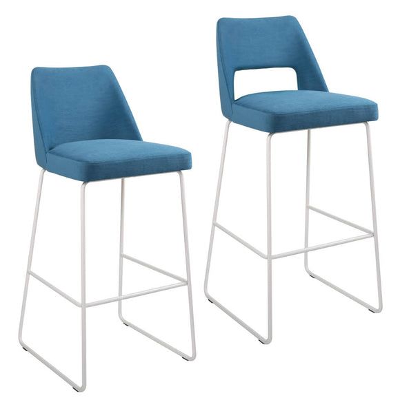 Alistair Sled Bar Stool
