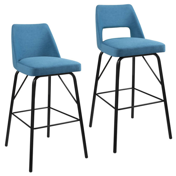 Alistair Steel Bar Stool