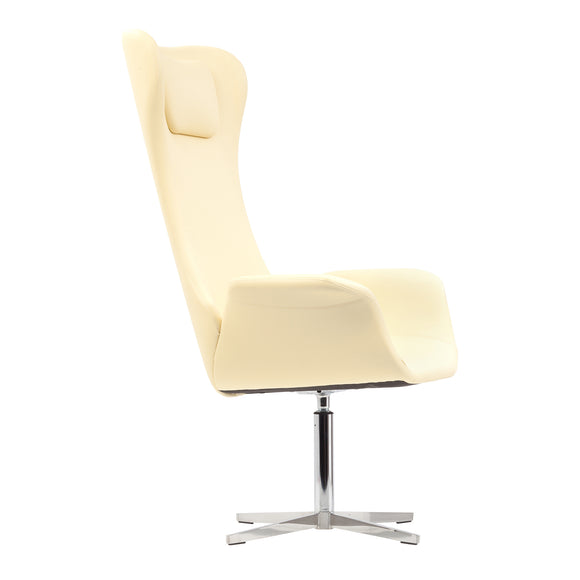 Aska Sky Hi Swivel Arm Chair