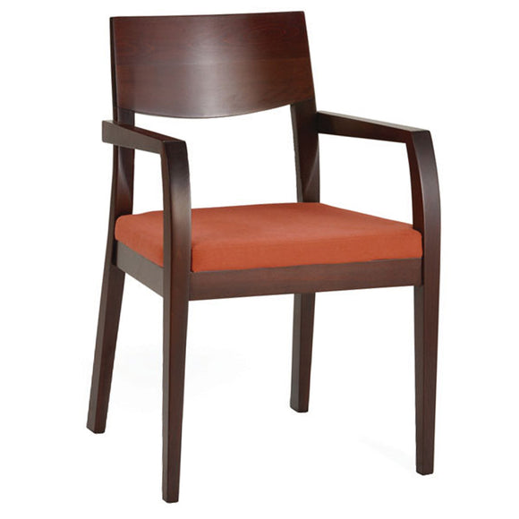 Basin Arm Chair