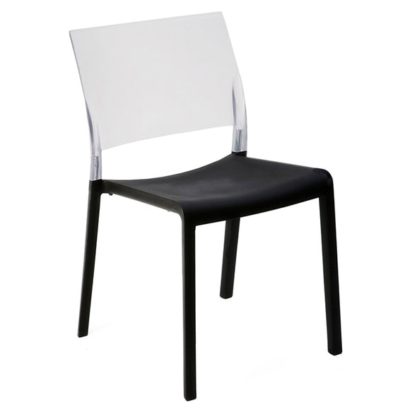 Baylor Chair Clear