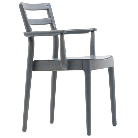Espy Stackable Arm Chair