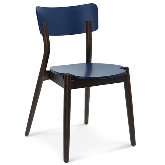 Leif Wooden Stackable Chair