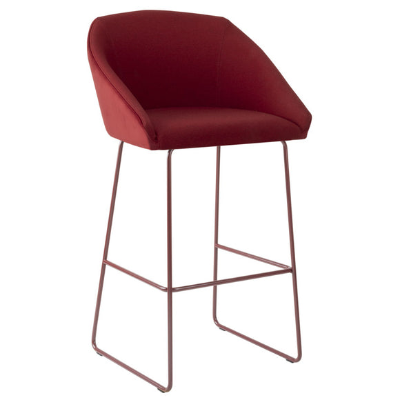 Night Upholstered Sled Stool