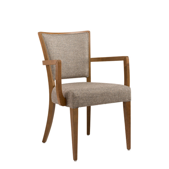 Odom Upholstered Arm Chair