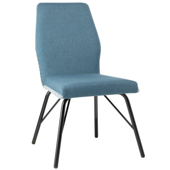 Pallas Steel Leg Chair