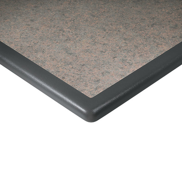 Russell Poured Urethane Edge Laminate Table Tops