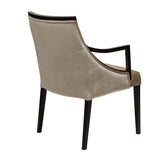 Sante Woodluminum Arm Chair
