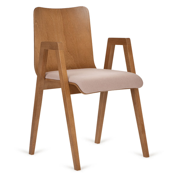 Skyler Nesting Arm Chair