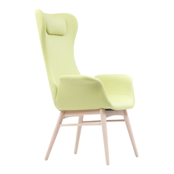 Aska Hi Arm Chair