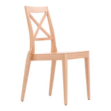 Barnacle 2 Modern Wood Chair