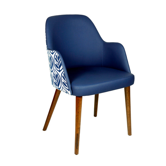 Bertie Upholstered Arm Chair