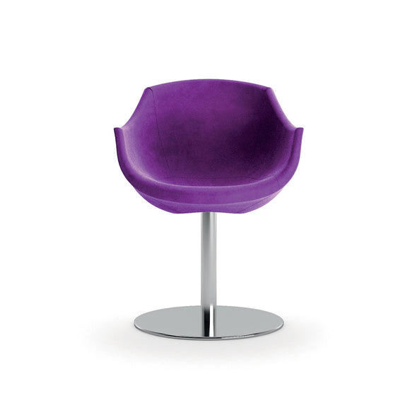 Biana Swivel Arm Chair