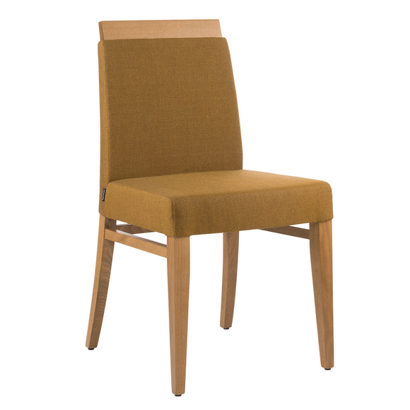 Hupa Wood Chair