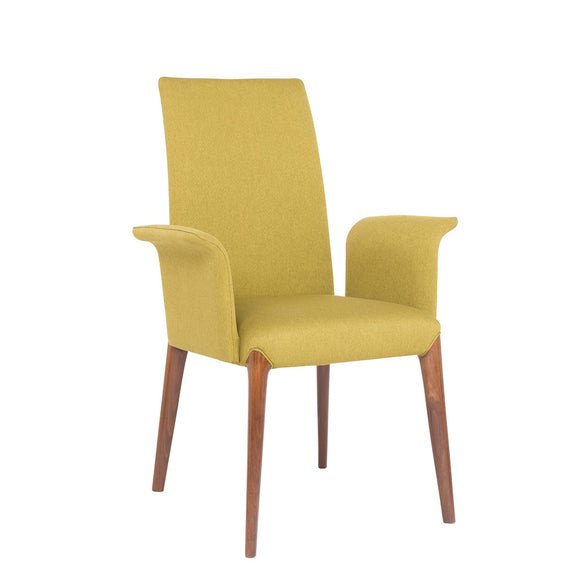 Klasse High-back Arm Chair