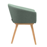 Night Upholstered Arm Chair
